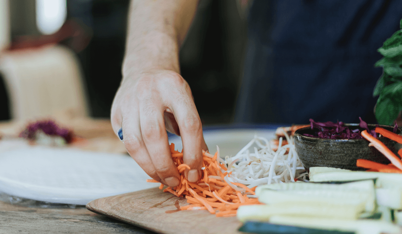 Målinger hjælper høj- og efterskoler til at nedbringe madspild